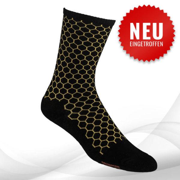 Neuro Socks - VOXX STASIS Wellness Crew – GoldEdition
