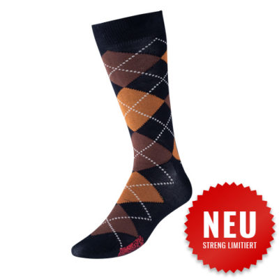 Premium Herren Socken Argyle
