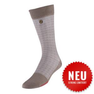 VoxxLuxe - Premium Herren Socken CHECKERS